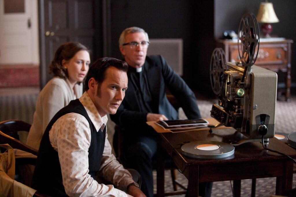 Foto aus dem Film Conjuring - Die Heimsuchung